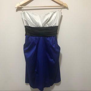 Mystic Strapless Sexy Dress. Size M